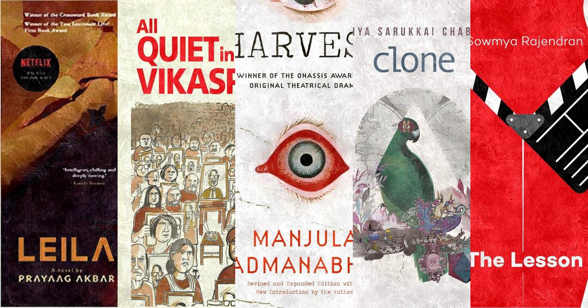 Unmade in India: Five homegrown dystopian books that have been where we hope not to go