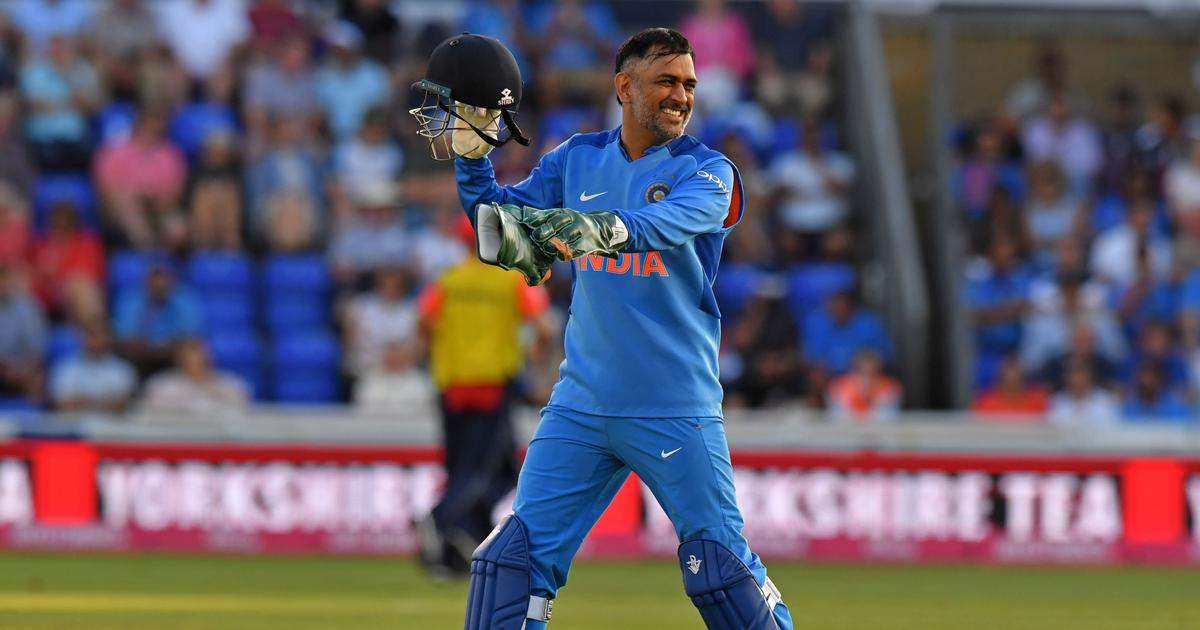 Former India skipper MS Dhoni retires from international cricket