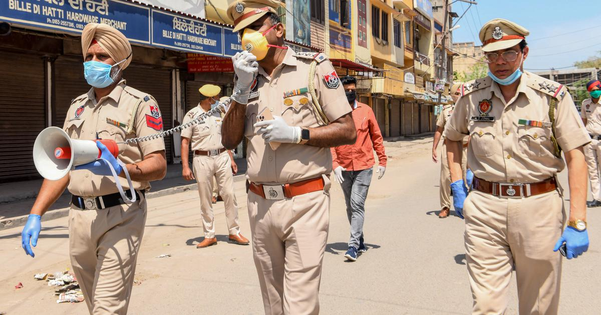 Coronavirus: Punjab imposes daily night curfew from 7 pm to 5 am, lockdown on weekends