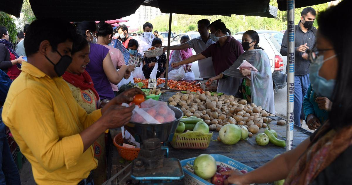 Covid-19: Muslim vendors stopped from selling vegetables in UP, accused of being Tablighi members