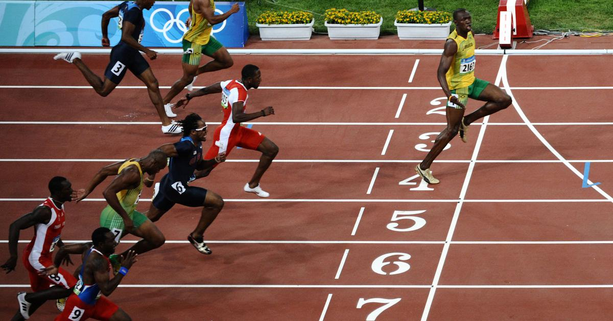 Legends of the Olympic Games: Usain Bolt, the record-breaking Jamaican who redefined sprinting