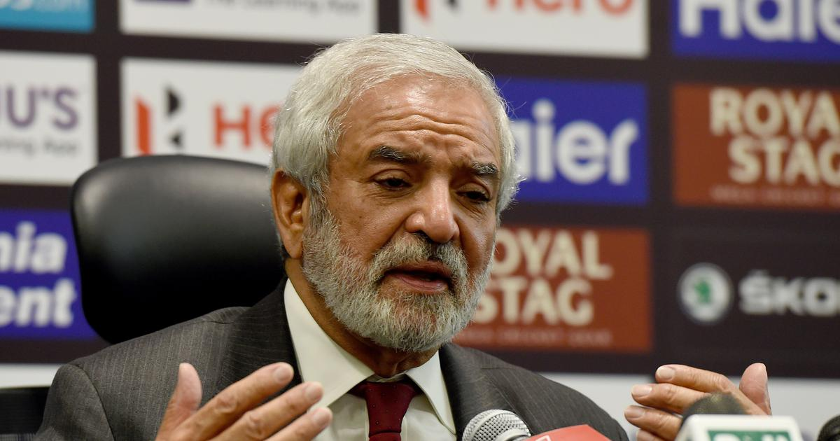Pakistan, UAE looking to jointly bid for ICC events, says PCB chairman Ehsan Mani
