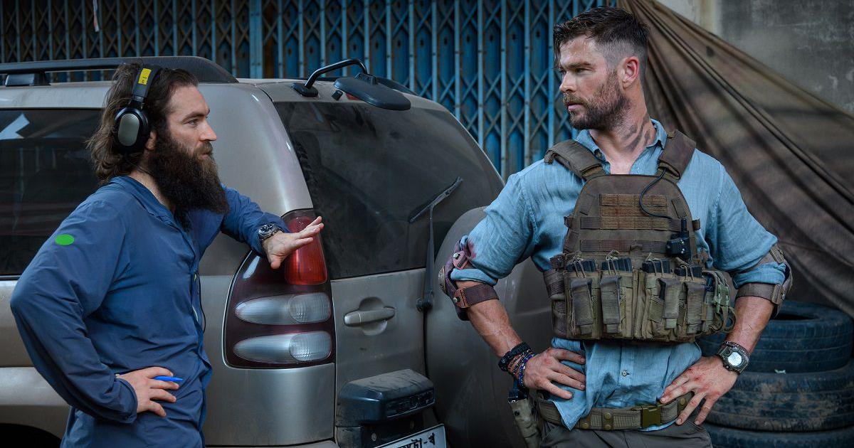 What to expect from 'Extraction'? 'Action layered with emotional complexity,' says Chris Hemsworth