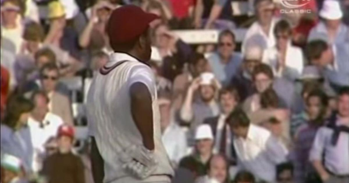 Why Michael Holding believes Viv Richards is the best batsman he has ever seen