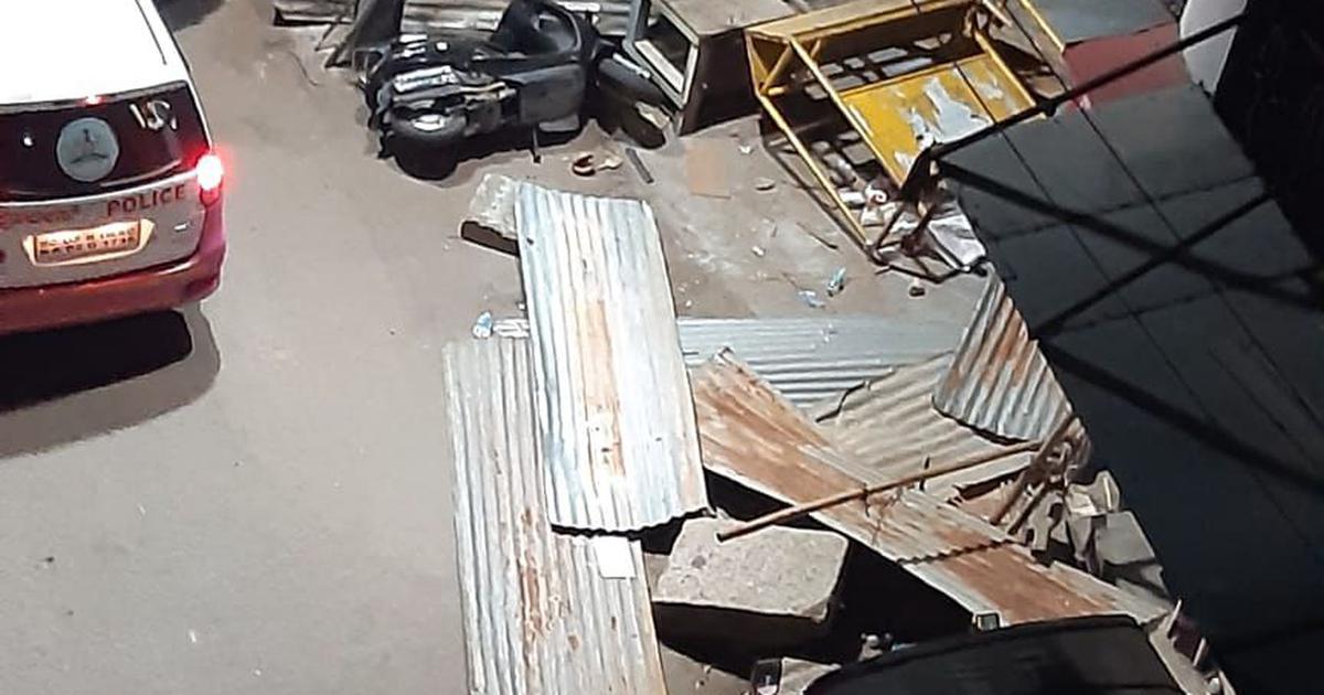 Covid-19: Dozens held for attack on quarantine team in sealed zone in Bengaluru