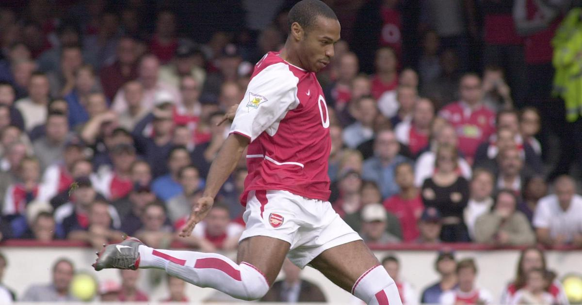 Watch: Thierry Henry tells Kevin-Prince Boateng the story behind his iconic socks style