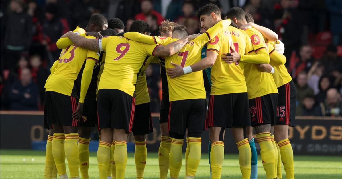 Coronavirus: Watford become latest Premier League club to agree a wage deferral with players
