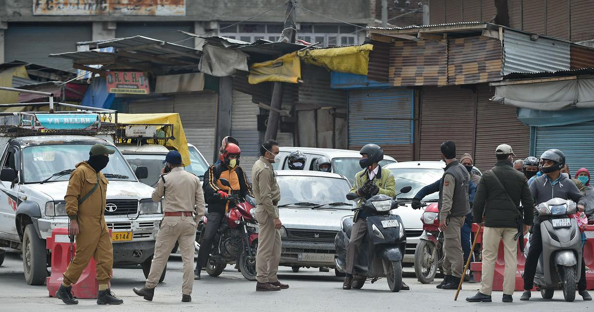 The many lockdowns in Kashmir and nine other weekend reads