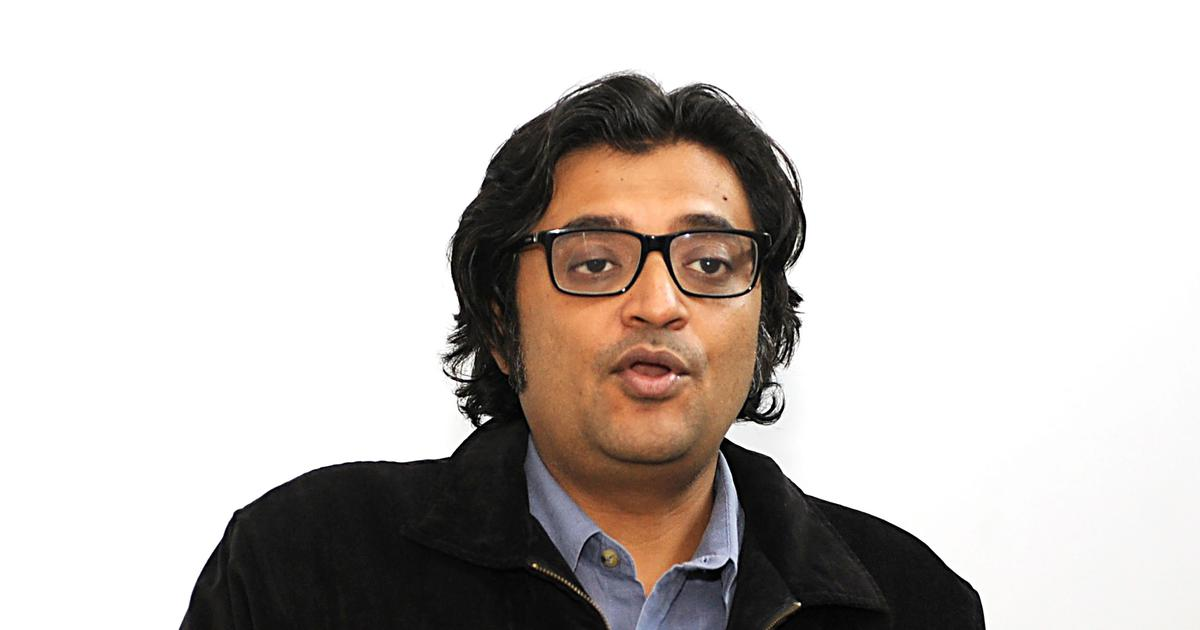 Arnab Goswami moves SC, seeks stay on FIRs filed against him for comments against Sonia Gandhi