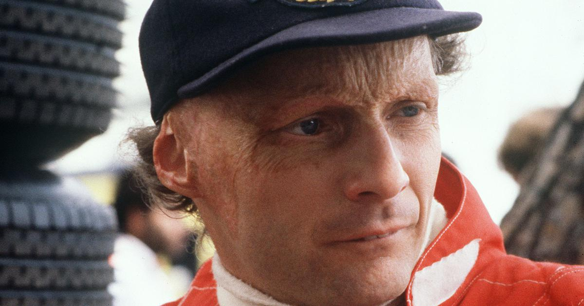 Back from the dead: Niki Lauda's inspirational comeback to F1 after a crash that nearly killed him