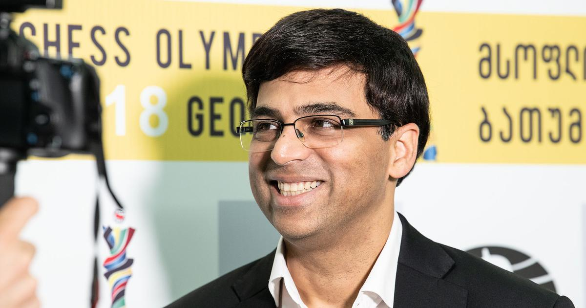Chess: In much-awaited contest, Viswanathan Anand beats Garry Kasparov at Croatian event
