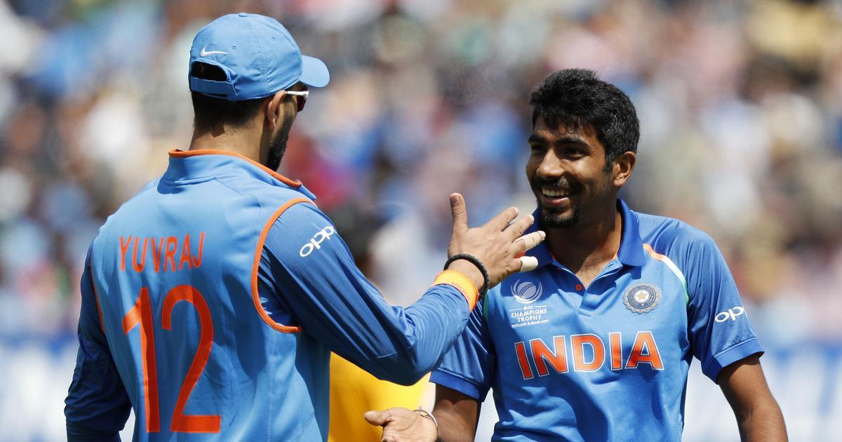 Watch: Yuvraj Singh, Jasprit Bumrah discuss how cricketers 'seek validation' on social media