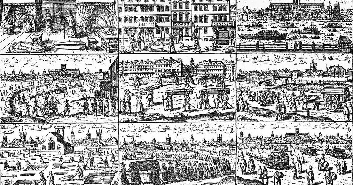 The Diary of Samuel Pepys: Glimpses of a 17th century lockdown, and a mirror held up to ours