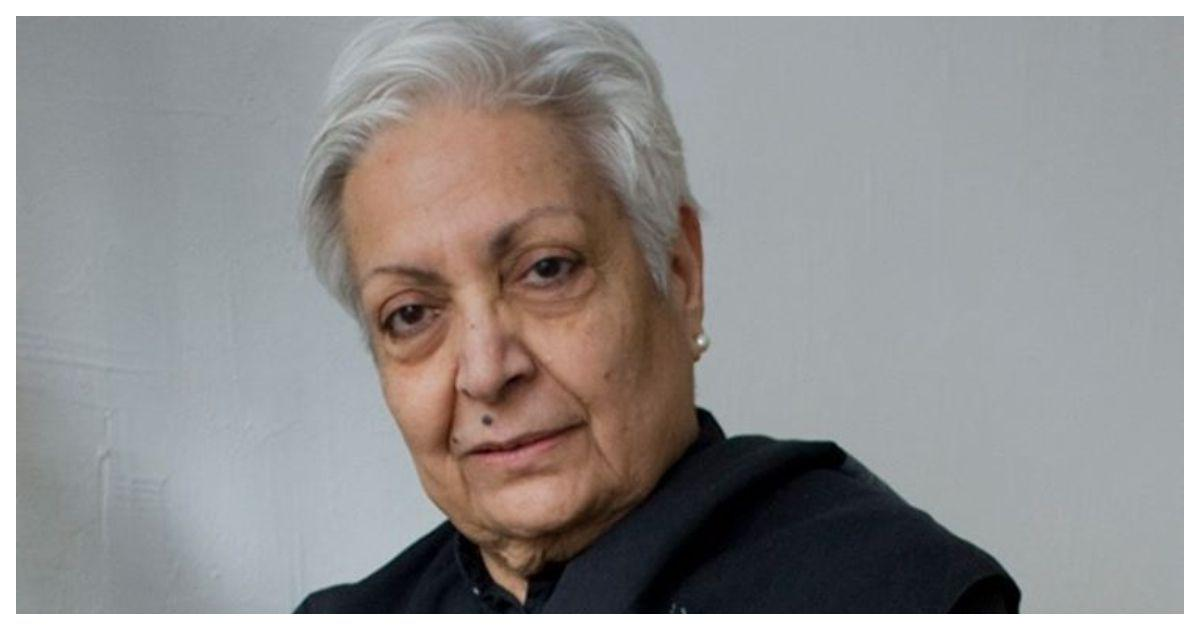 Zarina Hashmi (1937-2020): An artist whose work is woven with ideas of displacement and mobility