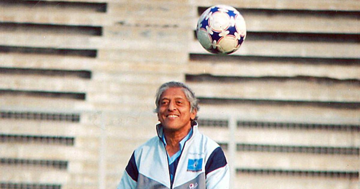 Indian Football Legend Chuni Goswami Dies Aged 82 Due to Cardiac Arrest
