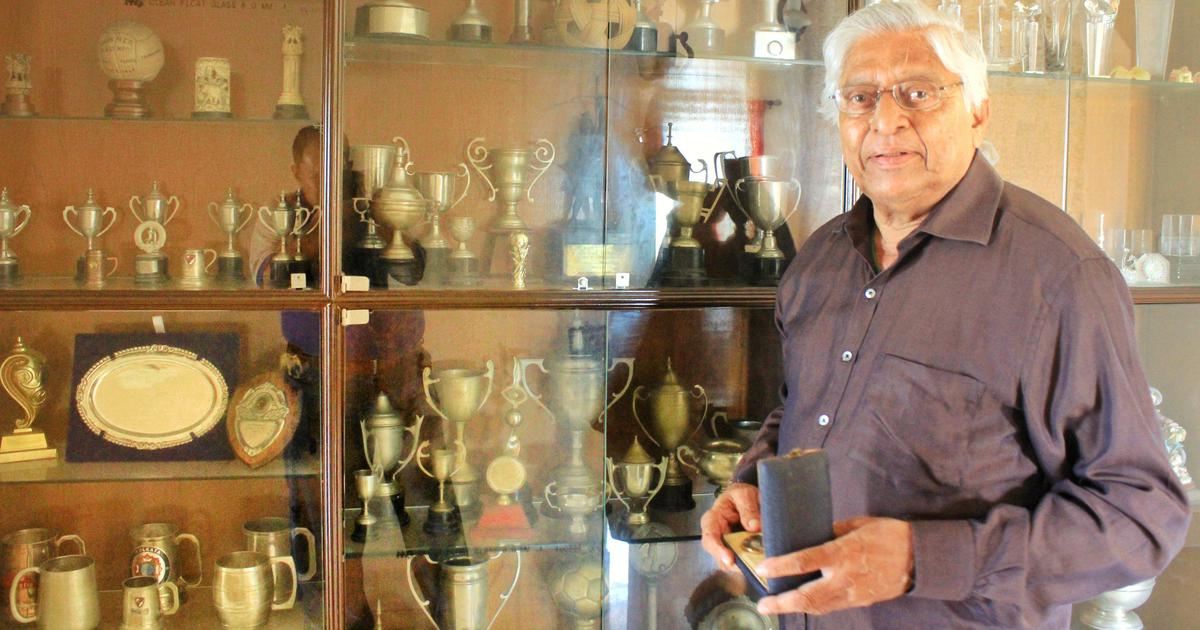Former first-class cricketer Chuni Goswami passes away aged 82