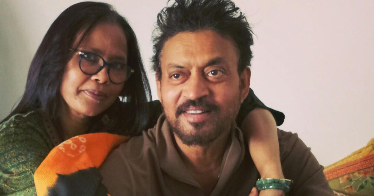 'Our life was a masterclass in acting': Read Sutapa Sikdar's tribute to her husband Irrfan