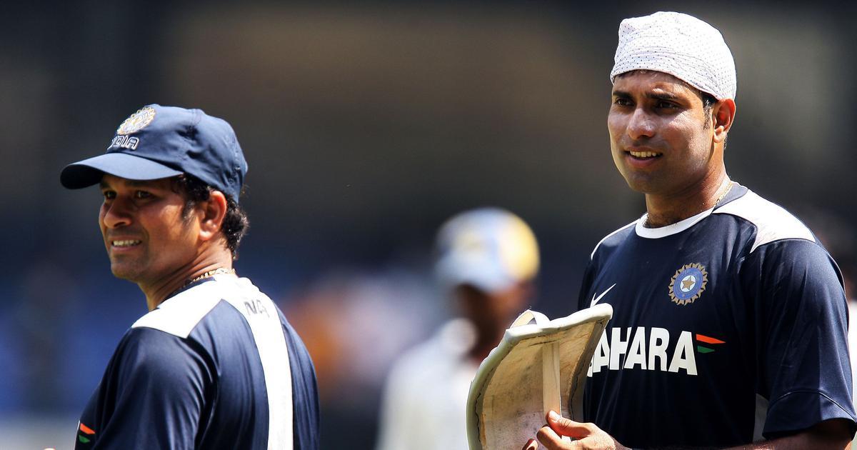 File image of former Indian cricketers Sachin Tendulkar (L) and VVS Laxman | AFP