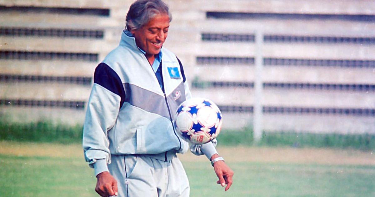 Pause, rewind, play: This old Chuni Goswami interview highlights his incredible love for sports