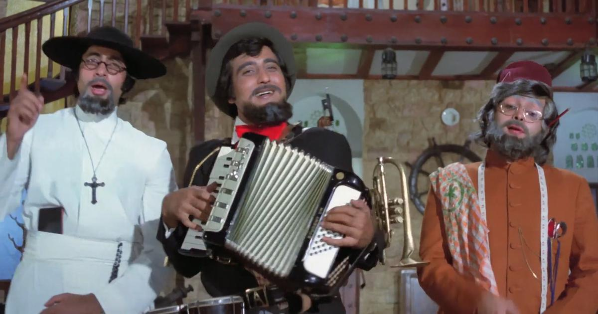 Watching 'Amar Akbar Anthony' during lockdown: When India's poor were still in the Bollywood frame