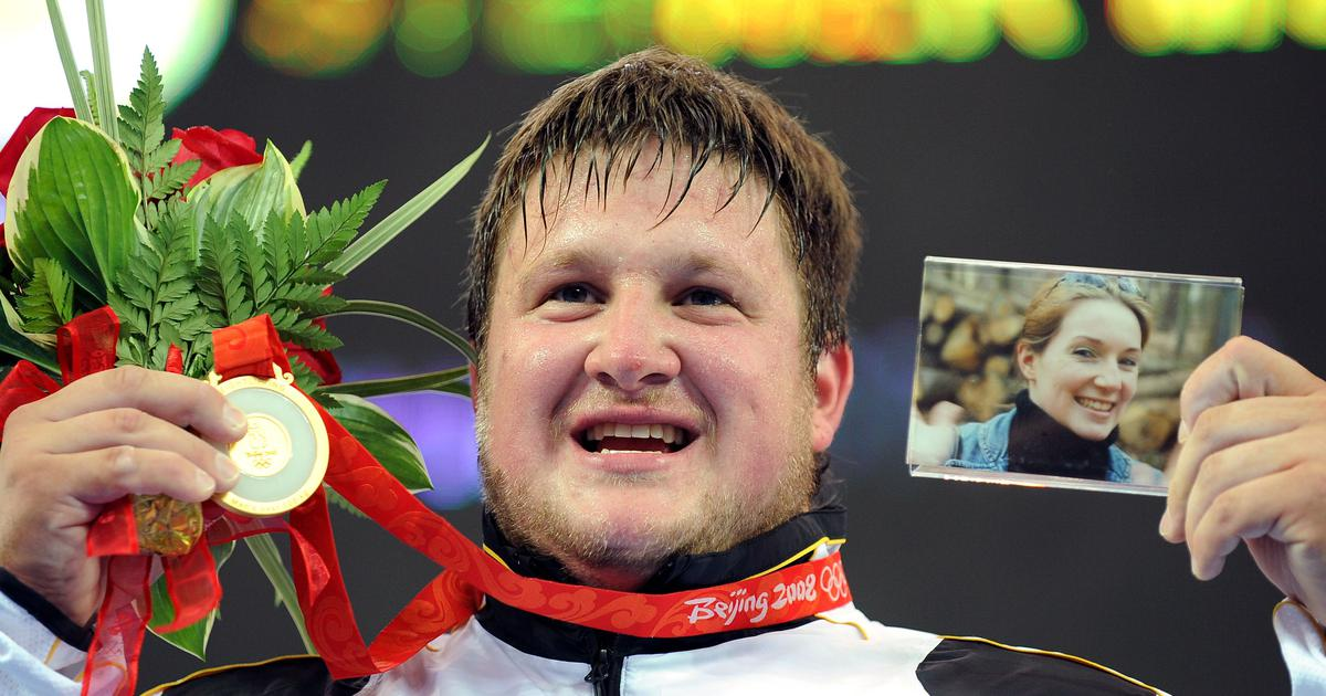 More than just a medal: When German weightlifter Steiner fulfilled a golden promise to his late wife