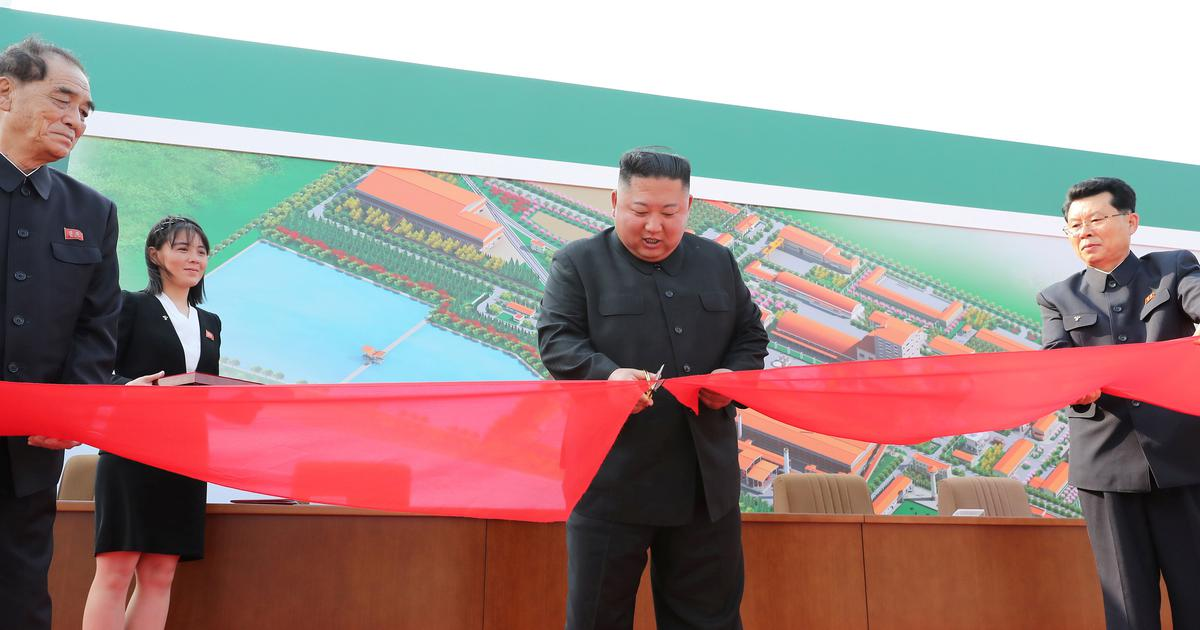 North Korea releases photos of Kim Jong-un in public amid health rumours