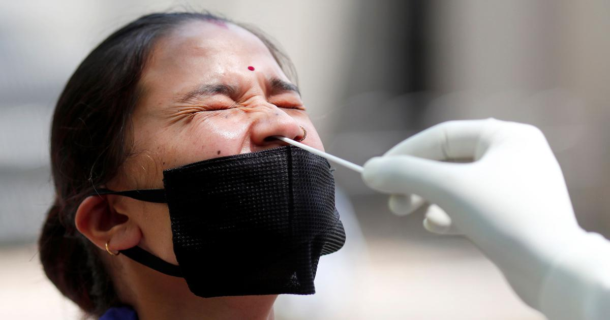 Special Report: Why does the coronavirus test cost Rs 4,500 in India?