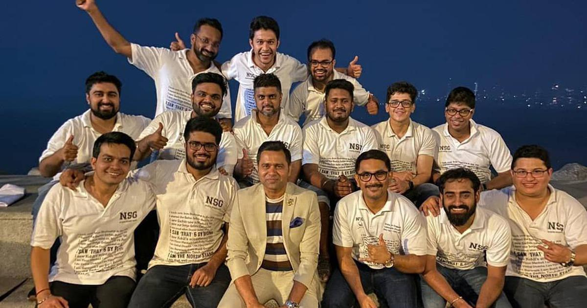 How Mumbai's North Stand Gang became one of the most recognisable Indian cricket fan groups
