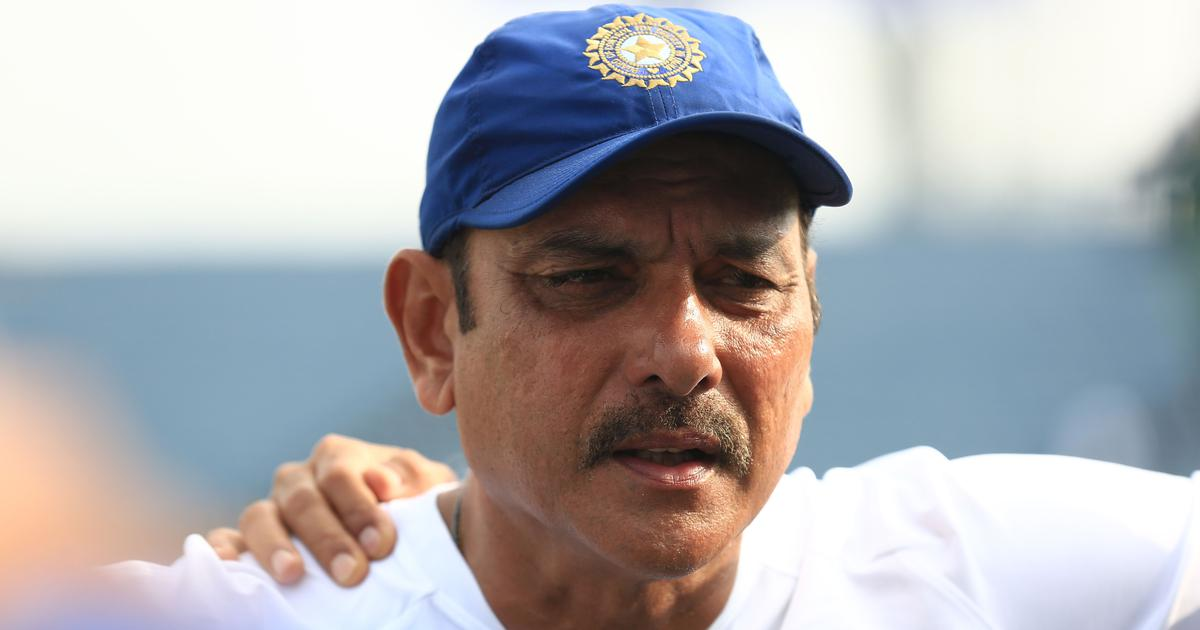 Ravi Shastri and two others positive for Covid-19 in RT-PCR test, won't travel to Manchester: Report