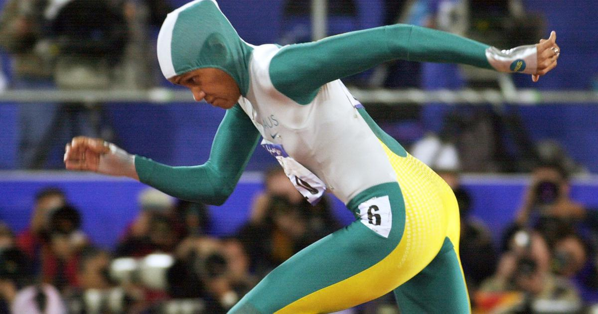 Pause, rewind, play: Cathy Freeman's Olympics gold at Sydney 2000 – one of sport's iconic moments