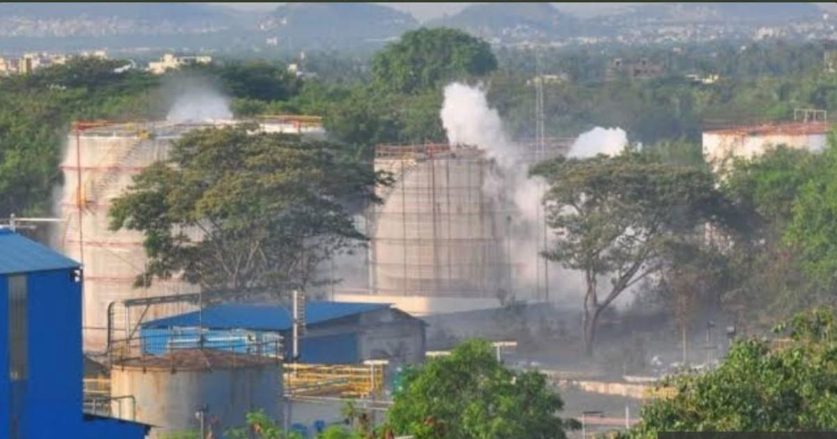 8 dead after gas leak from chemical plant in AP