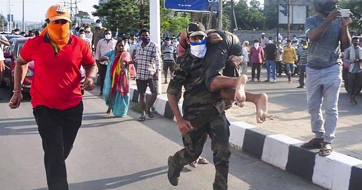 Vizag gas leak: 'Pray for everyone's safety', says Modi, Amit Shah calls the incident 'disturbing'