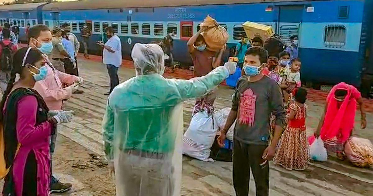 Ensure migrants who enter Odisha test negative for coronavirus, High Court tells state government