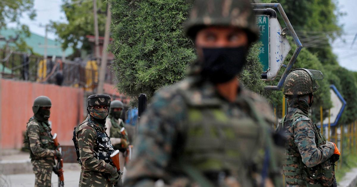 J&K: CRPF soldier, four-year-old boy killed in militant attack in Anantnag, say police