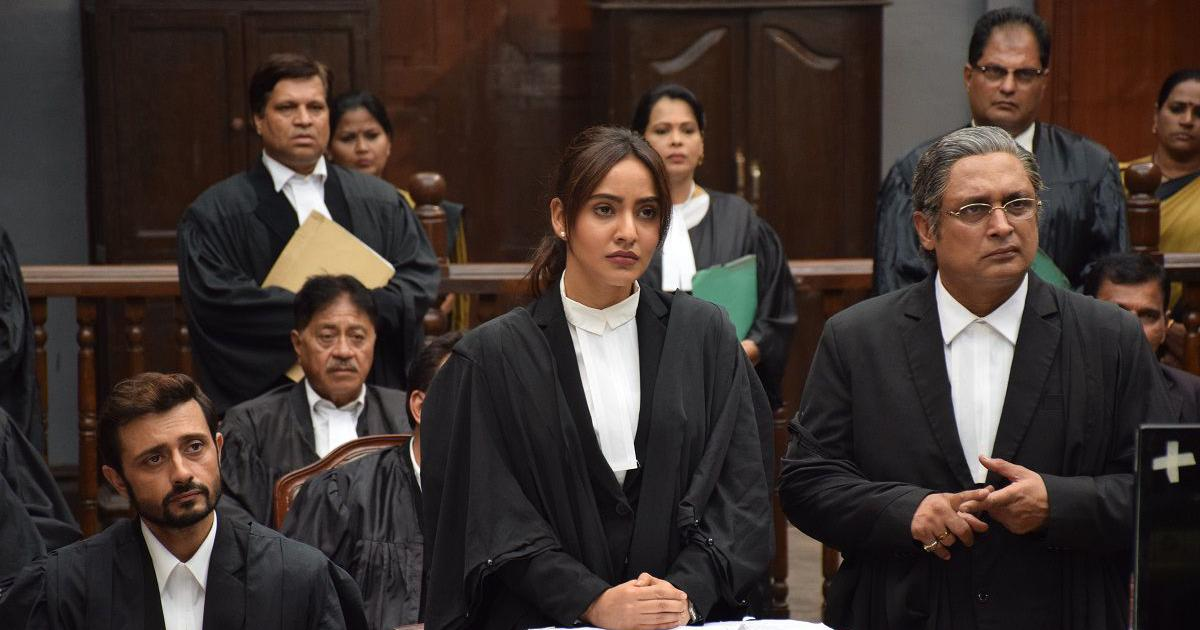 'Illegal' web series review: A soap opera in lawyer's robes
