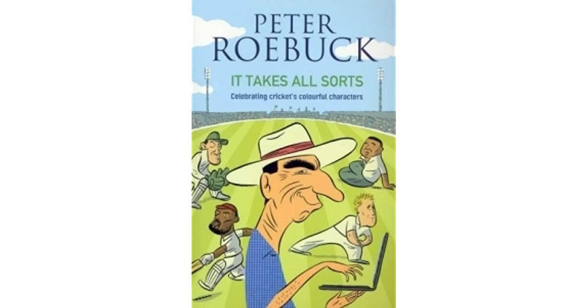 Best sports books: Peter Roebuck's 'It takes all sorts' is a collection for cricket nostalgics