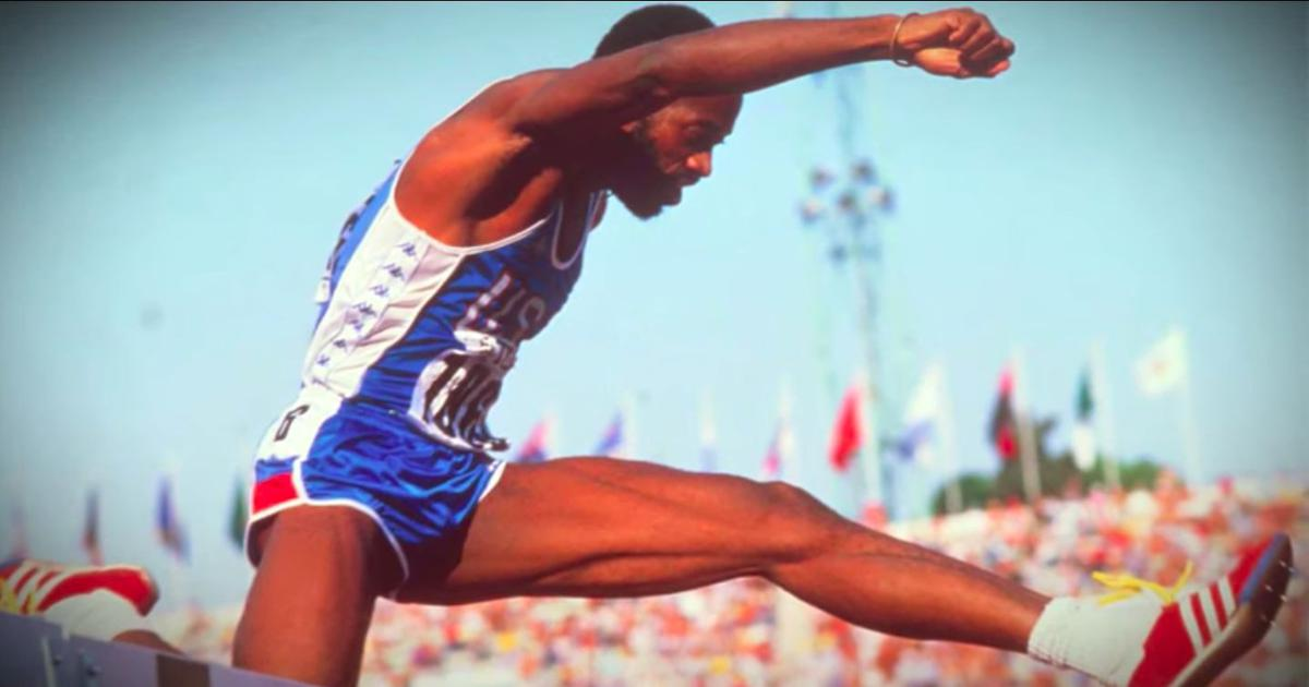Pause, rewind, play: Edwin Moses and the greatest unbeaten streak in track history