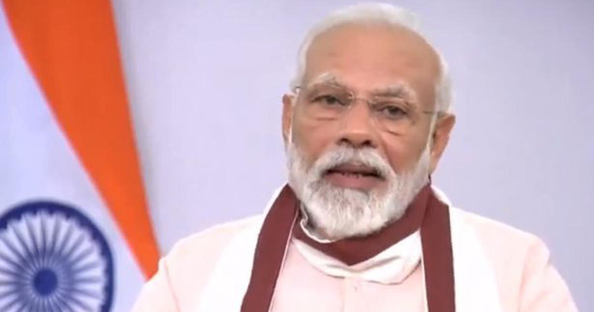 Narendra Modi invites U.S. firms to invest in India