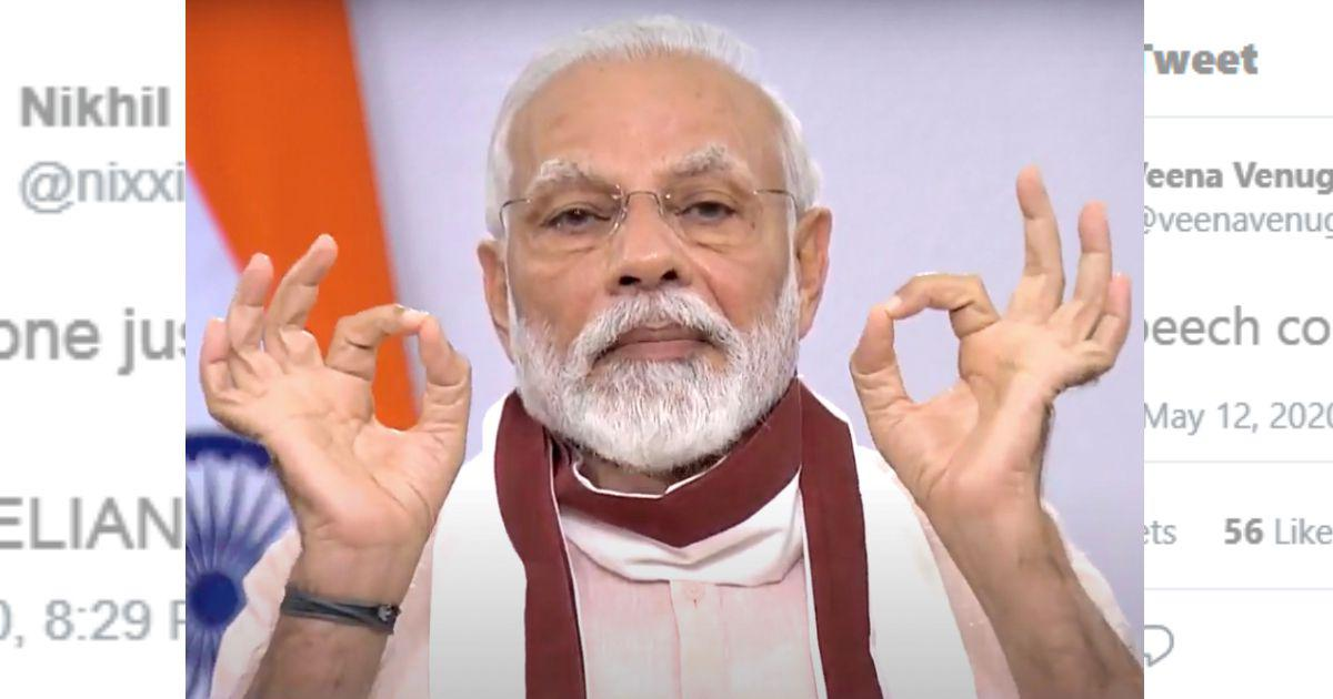 'Our vibrant demography is walking down the highway': Modi's 'self-reliance' speech draws barbs