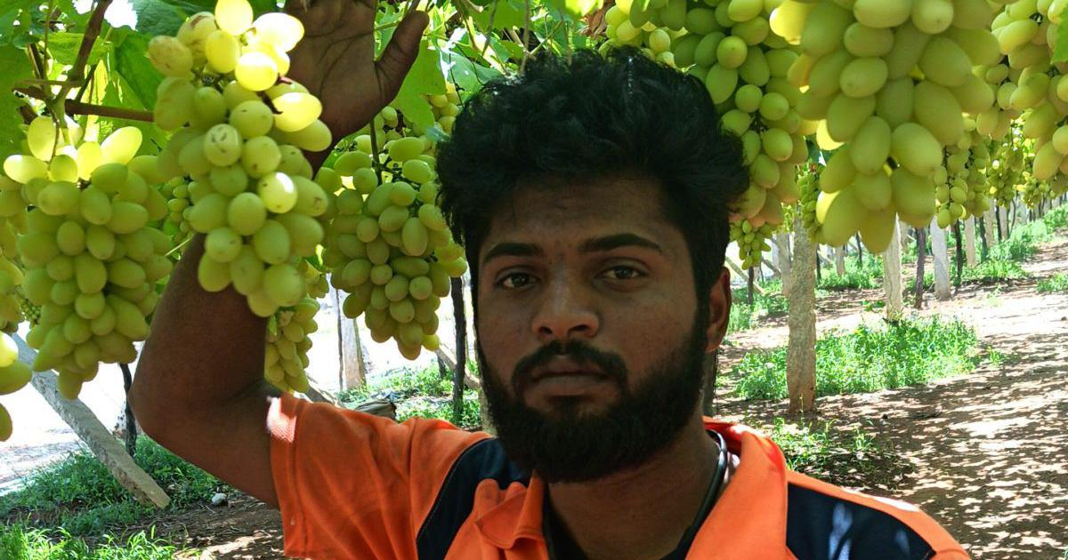 Online communities are helping India's lockdown-hit farmers sell their produce