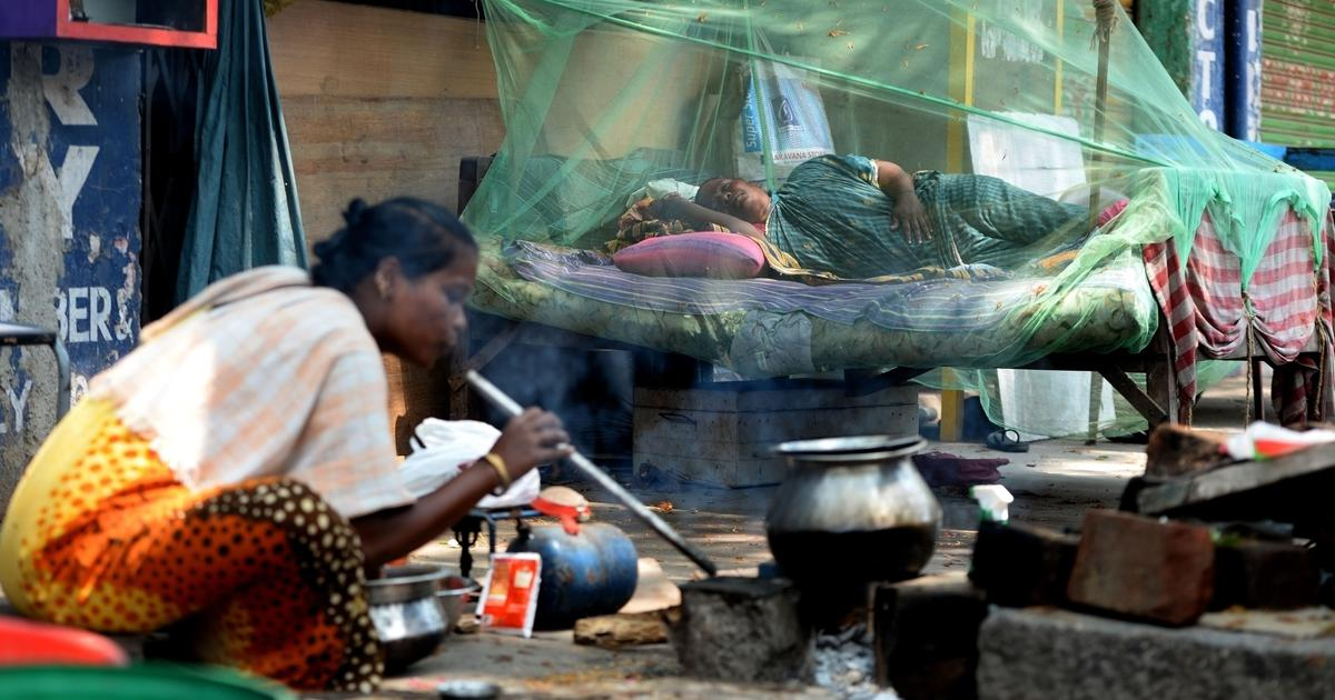 Lakhs of homeless Indians are not getting  any lockdown relief. This is how it can be fixed