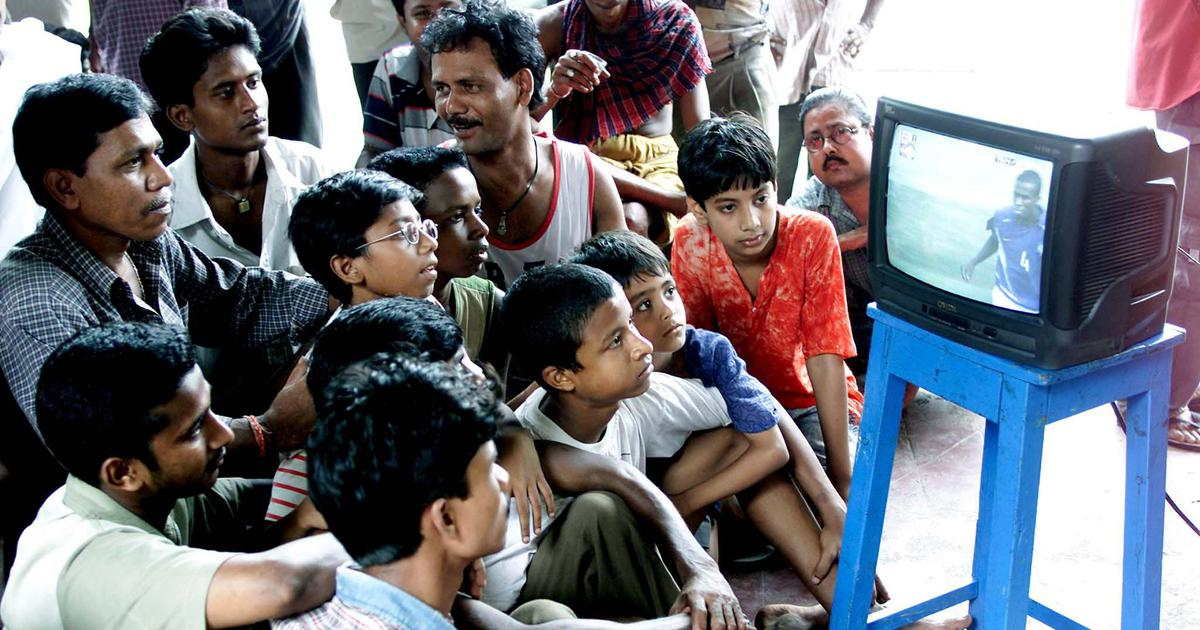 Small screen, big impact: Educational TV could be India's next frontier in remote learning