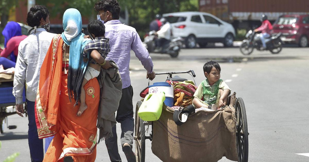 Coronavirus: Centre launches portal to monitor movement of migrants, asks states to upload details