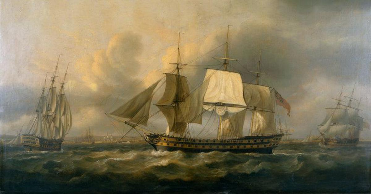 Politics, revelry and massacres: East India Company logs reveal what happened on trade ships