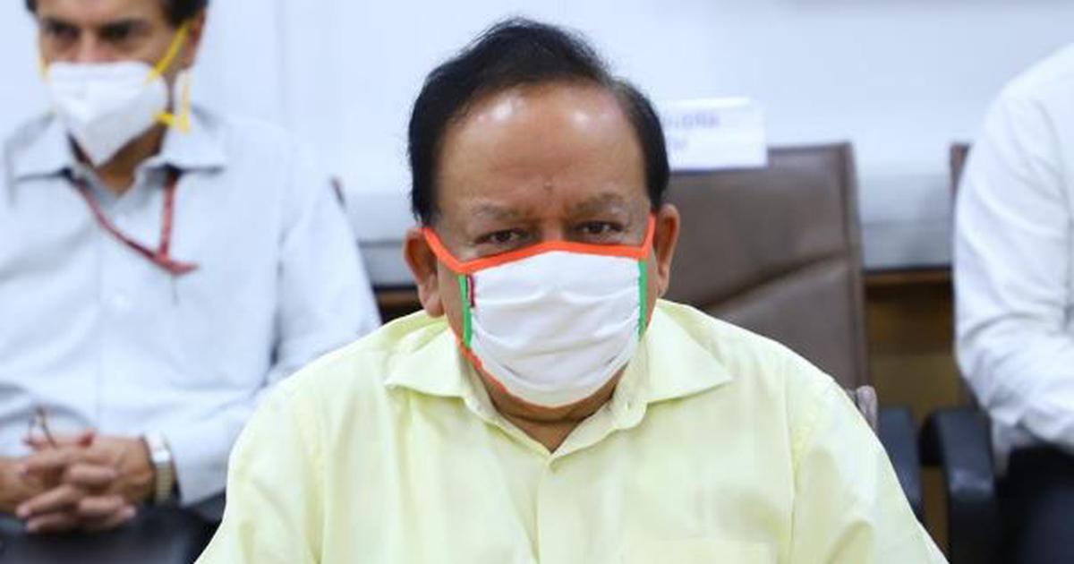 Coronavirus: B.1.617 variant most common mutation detected till now, says Harsh Vardhan