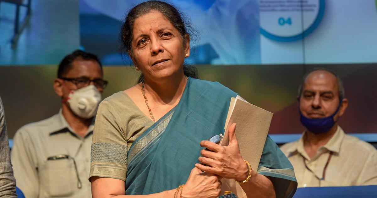 Unleash 'animal spirits' to make India one of the fastest-growing economies, says Nirmala Sitharaman