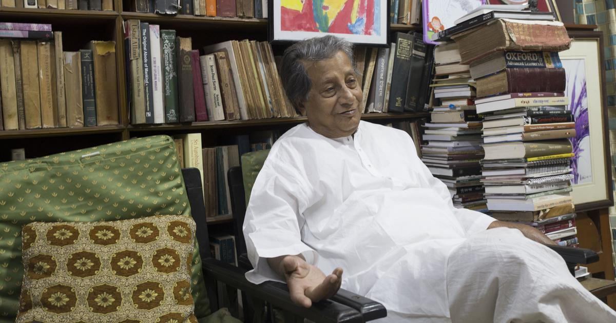 Debesh Roy (1936-2020): The Bengali novelist who spent his writing life in search of a local form