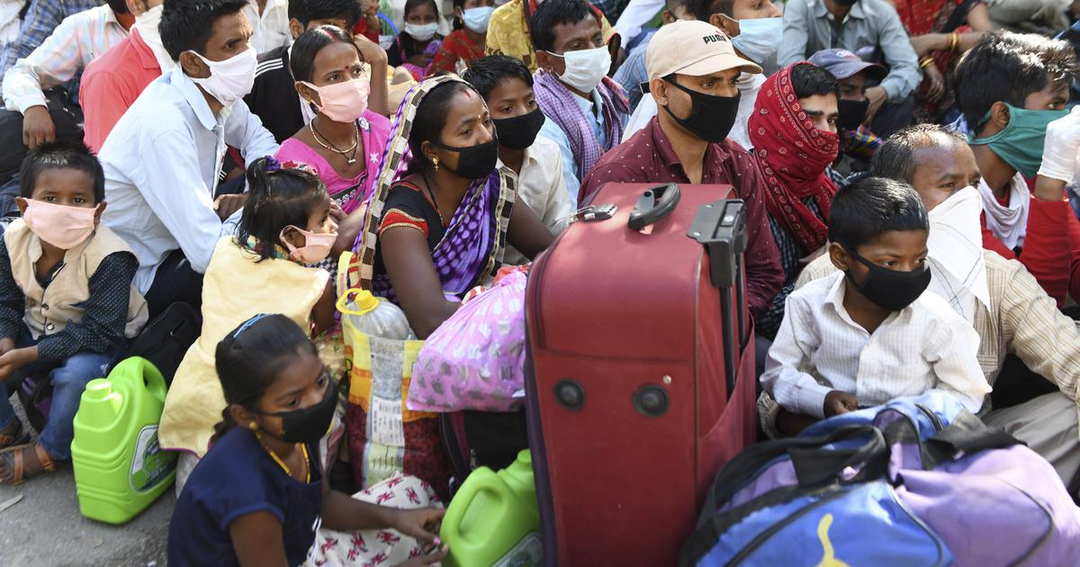Top 10 Covid-19 updates: Centre asks states to make lists on migrants, coordinate to ply more trains