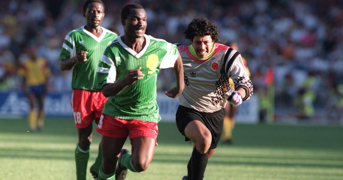 Pause, rewind, play: Roger Milla, Cameroon's 1990 WC hero who changed goal celebrations forever