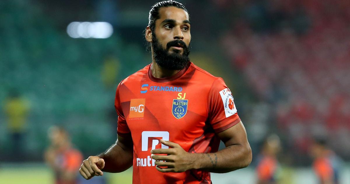 Indian defender Sandesh Jhingan set to leave ISL side Kerala Blasters after six years: Report